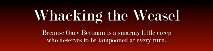 Whacking the Weasel